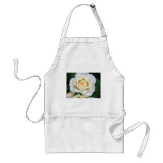 Romantic Rose Floral  Wedding Adult Apron