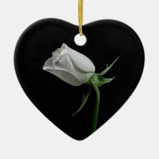 Romantic Rose Ornament