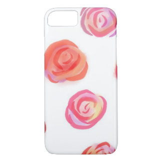 Romantic Roses, iPhone 7 Case