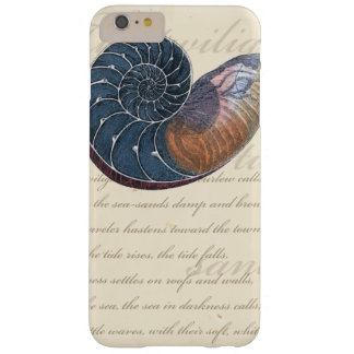 Romantic Seashell Barely There iPhone 6 Plus Case