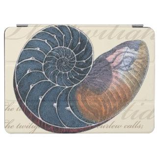 Romantic Seashell iPad Air Cover