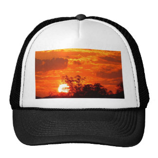 Romantic Sunset Cap