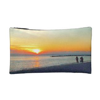 Romantic Sunset Cosmetic Bag