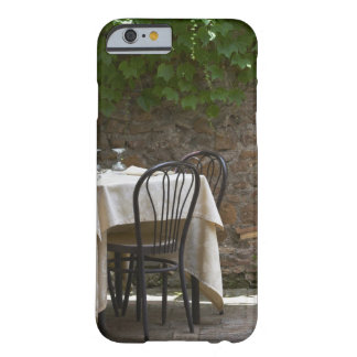 romantic table for two barely there iPhone 6 case