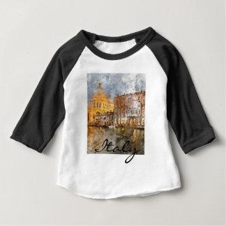 Romantic Venice Italy Grand Canal Baby T-Shirt