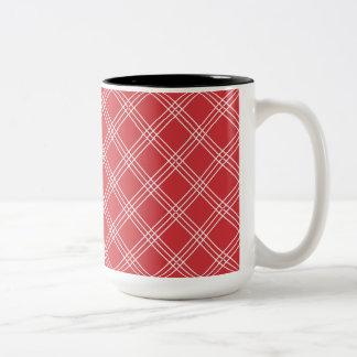 Romantic Vigorous Tops Achievement Two-Tone Mug