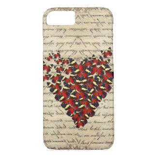 Romantic Vintage butterfies iPhone 8/7 Case