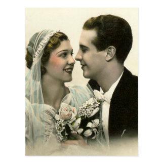 Romantic Wedding Post Cards
