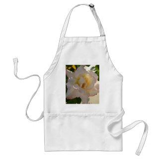 Romantic White Rose CricketDiane Apron