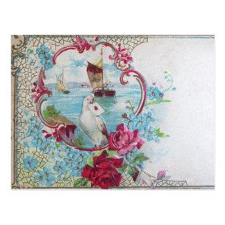 ROMANTICA POST CARDS