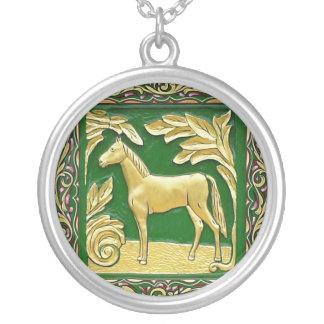 romany gypsy horse necklaces