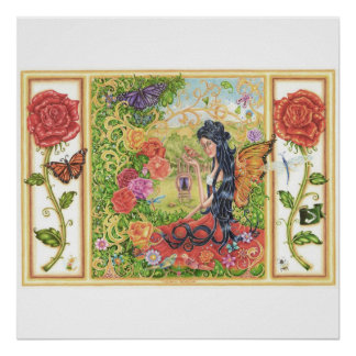 Romany Rose Special Collection Poster
