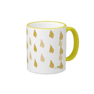 Romboidal amarillo. Mug