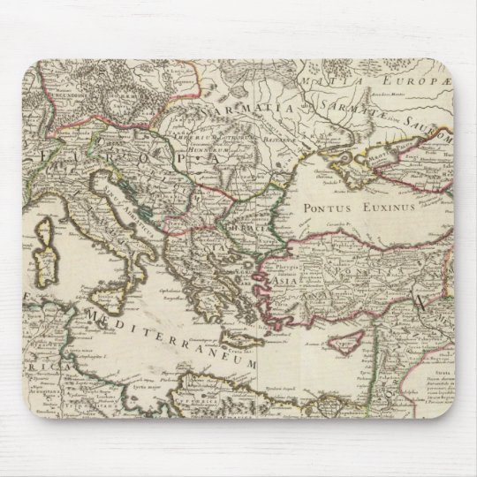 Rome 2 mouse pad