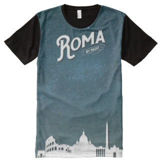 Rome - all over print T-Shirt All-Over Print T-Shirt
