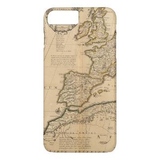 Rome and Eastern Hemisphere iPhone 8 Plus/7 Plus Case