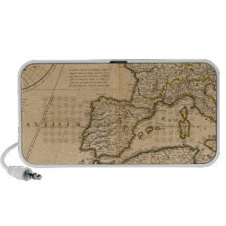 Rome and Eastern Hemisphere Mini Speaker