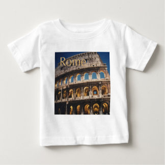 Rome at Night Baby T-Shirt