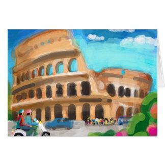 ROME CARD