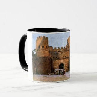 Rome Castle Mug