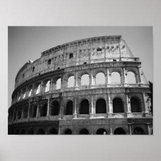 Rome Coliseum Poster