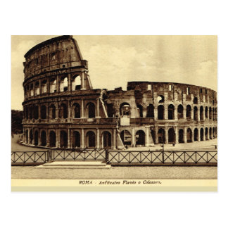 Rome Colosseum 1890 Postcards