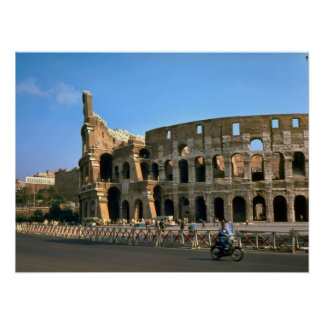 Rome, Colosseum Poster