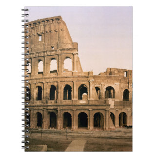 ROME COLOSSEUM SPIRAL NOTEBOOK