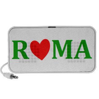 Rome Eternal City iPhone Speakers