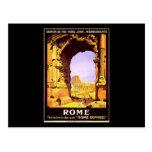 Rome Express Postcard