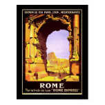 Rome Express Postcards