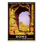 Rome Express Poster
