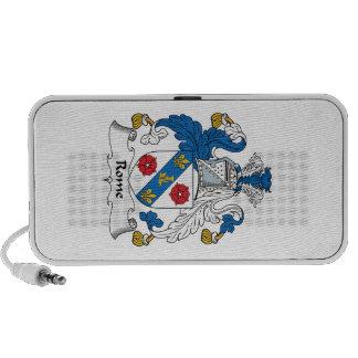 Rome Family Crest Mini Speaker