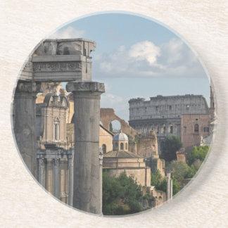 Rome - Forum Colosseum View Coaster