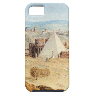 Rome From Monte Testaccio by William Turner iPhone 5 Case