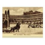 Rome, Games in the Circus Maximus Postcard