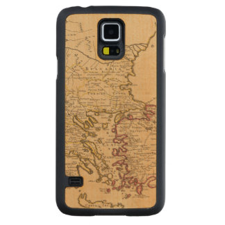 Rome, Greece, Turkey 2 Carved Maple Galaxy S5 Case