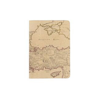 Rome, Greece, Turkey 2 Passport Holder