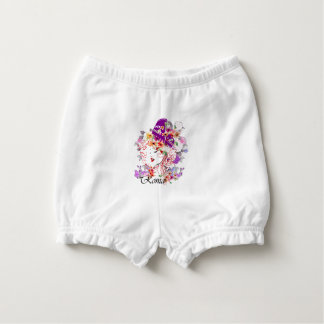 Rome in Woman Nappy Cover