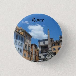Rome, Italy 3 Cm Round Badge