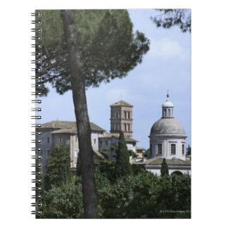 Rome, Italy 3 Notebooks