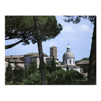 Rome, Italy 3 Postcard