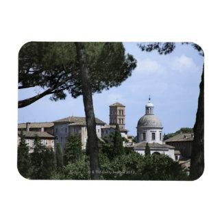Rome, Italy 3 Vinyl Magnet