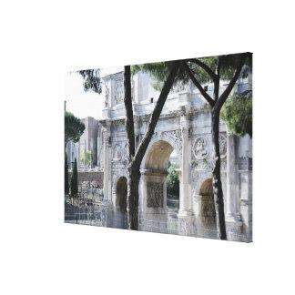 Rome, Italy 5 Canvas Print