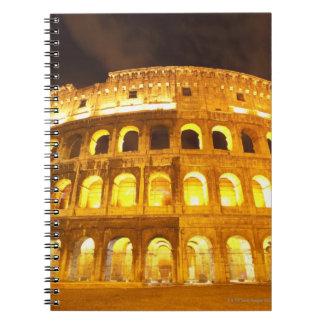 Rome, Italy 8 Notebooks