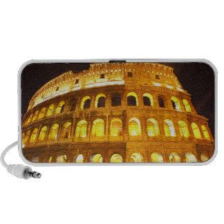 Rome, Italy 8 PC Speakers