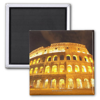 Rome, Italy 8 Square Magnet