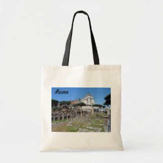Rome, Italy Budget Tote Bag