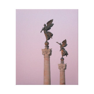 Rome Italy Canvas Print
