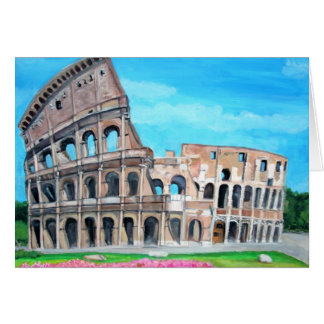 Rome, Italy - Card